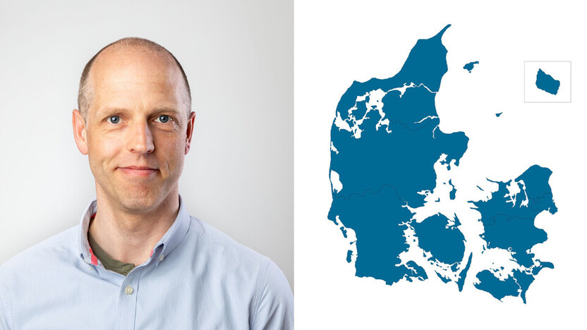 contact person, technical services, profile and map, entire country, Ulrik Ankergren, DK