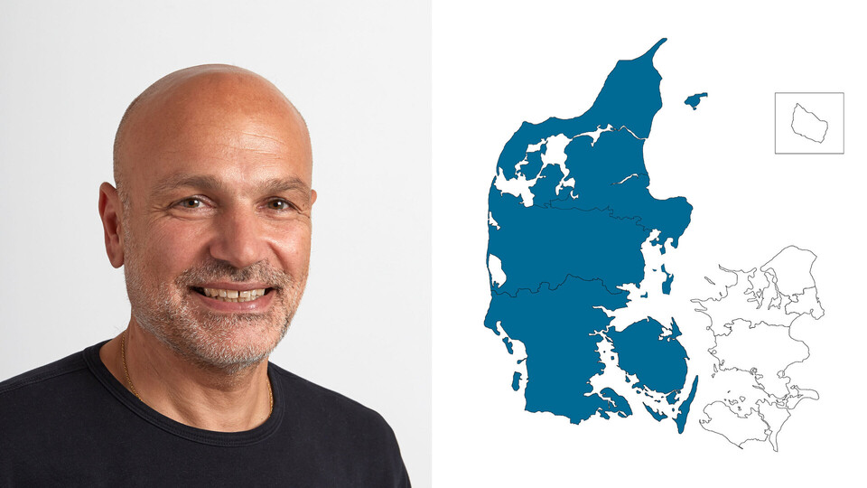 contact person, technical services, profile and map, entire country, joakim kernen, DK