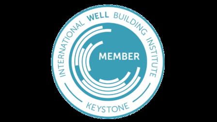 Logo, International WELL Building Institute, member mark