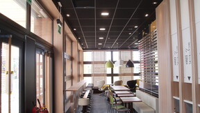 McDonalds, London Olympic Park, Color-all, Barlow Group