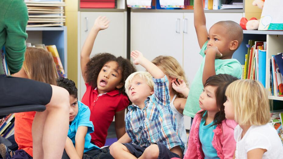 Education, classroom, children